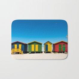 Hightech beach huts Bath Mat