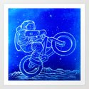 Astronaut Bicycle 1 by scottdickson