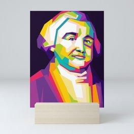 John Lamb Mini Art Print