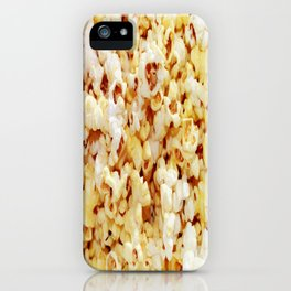 POPcorn. iPhone Case