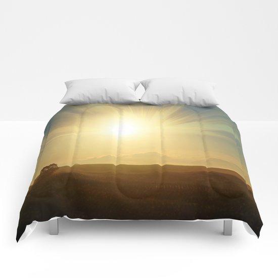 Golden Fields Comforters
