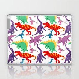 Dinosaur Domination - Light Laptop & iPad Skin