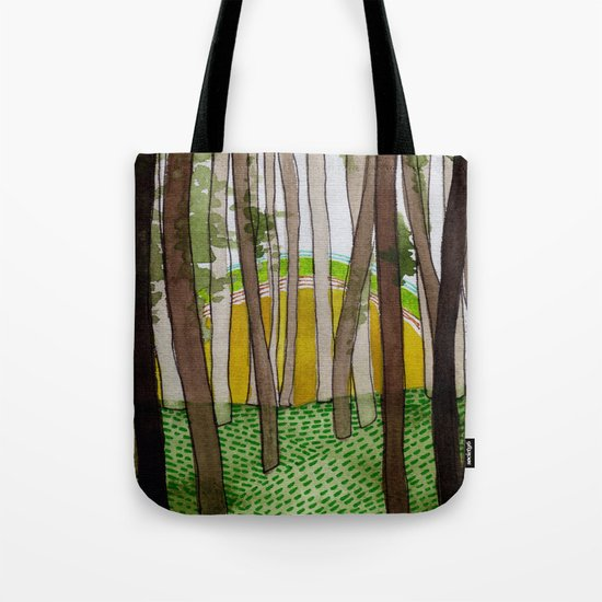 Landscapes / Nr. 5 Tote Bag