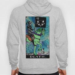 Tarot Death Hoody