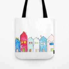 Houses1 Tote Bag