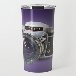 Antique Camera (EXAKTA) Travel Mug