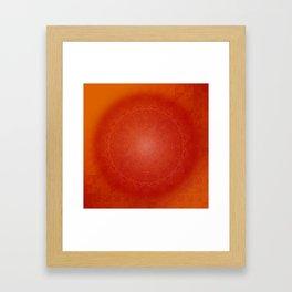 Muladhara Framed Art Print
