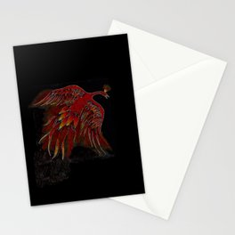 Creature of Fire (The Firebird) Stationery Cards