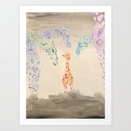 Young Art Print