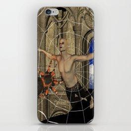 Spiders Web iPhone Skin