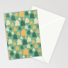 Sea of Trees Stationery Cards