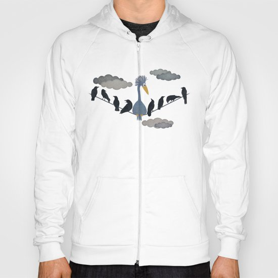"For ""The Birds"" Hoody"