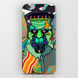 Frank Psychedelic iPhone Skin