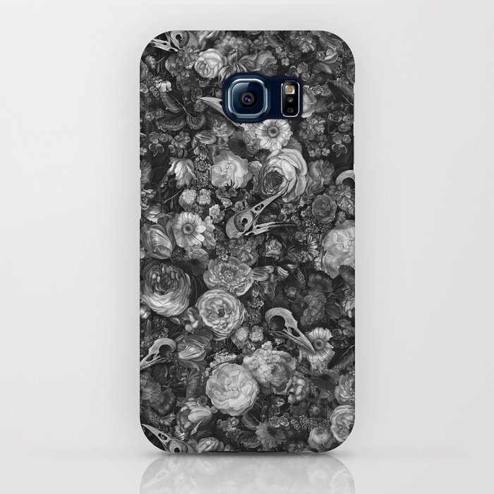 Baroque Macabre II iPhone Case