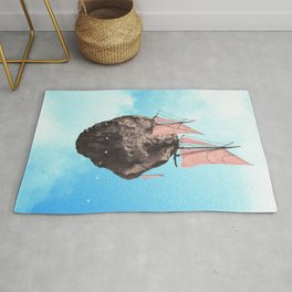 In The Clouds Rug