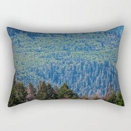 Layers Rectangular Pillow