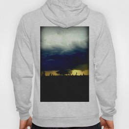 Wall Cloud  Hoody
