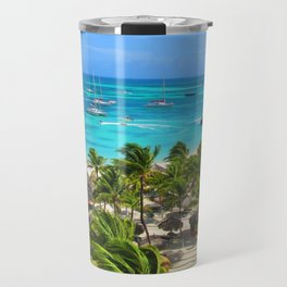 Aruba One Happy Island Travel Mug
