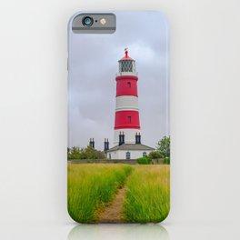 Happisburgh Lighthouse, Norfolk iPhone Case