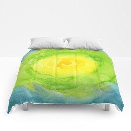Iceberg Lettuce Comforters