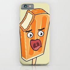 Orange Scream! Slim Case iPhone 6s