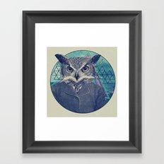 MCX Framed Art Print