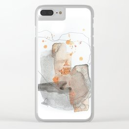 Piece of Cheer 3 Clear iPhone Case