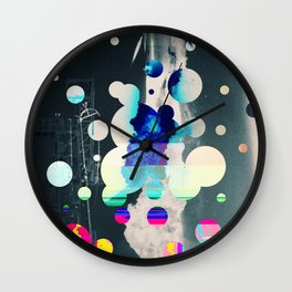 Liftoff Wall Clock