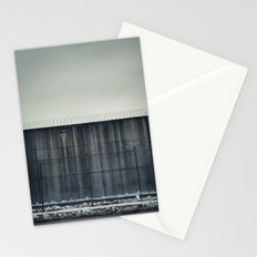Prison Wall II Stationery Cards