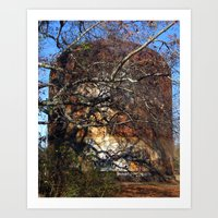 Rusted and Forgotten Art Print