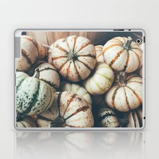 Autumn Pumpkins Laptop & iPad Skin