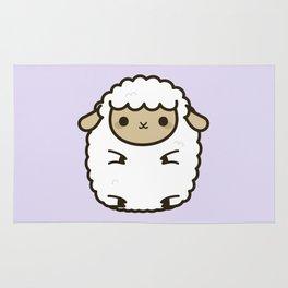 Cute Lamb Rug