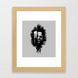 Michael Myers Framed Art Print