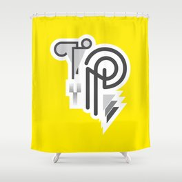 Type Shower Curtain