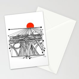 the Roads Stationery Cards