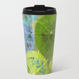 Parasols Blueberry Lime Travel Mug