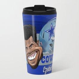 """Zeke"" 2016 Travel Mug"