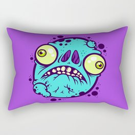 Herp Derp Rectangular Pillow