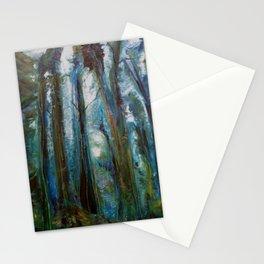 Lauren Nemchik - Trees Stationery Cards