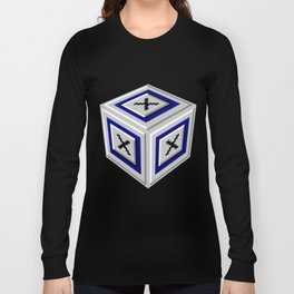WIN2K - Eksu 3D Long Sleeve T-shirt