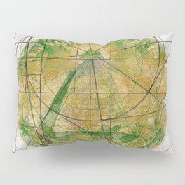 Illuminati World Pillow Sham