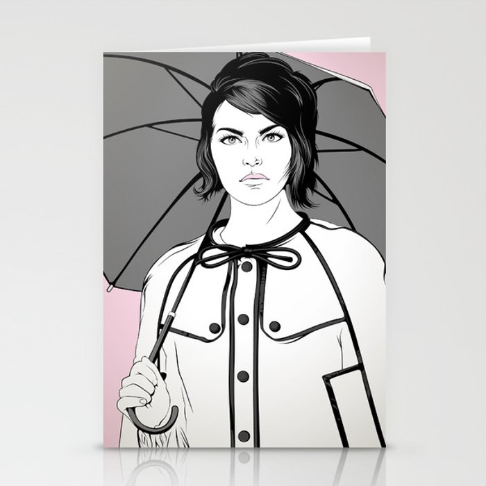 Llueve Stationery Cards