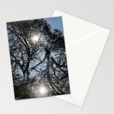 Arterial California TREES Stationery Cards