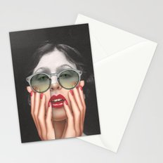 THE APPLICATION Stationery Cards