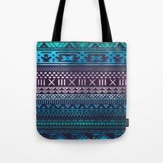 Azzurro | Tribal Tote Bag