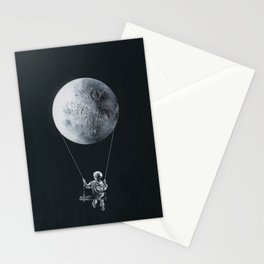 A Big Balloon Stationery Cards