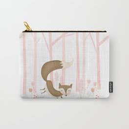 What does the Fox say? Carry-All Pouch