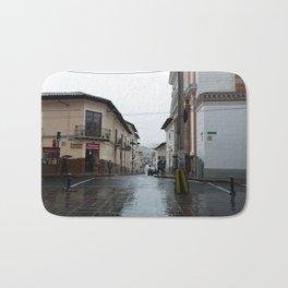 Rain in Quito Bath Mat