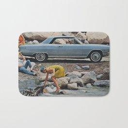 Vintage No. 001 Bath Mat