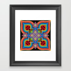 pattern02 Framed Art Print